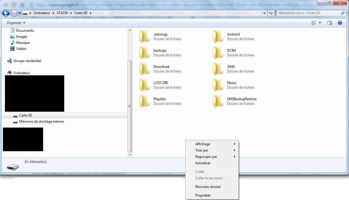 can't past data from windows to motorola moto G - Lenovo Community